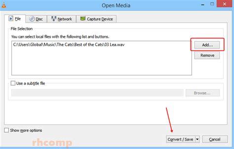 format yang dipakai dvd player cara mengubah format musik dengan vlc media player rh comp