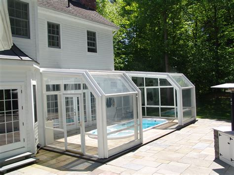 sunroom gym glass hot tub enclosures furniture ideas for home interior