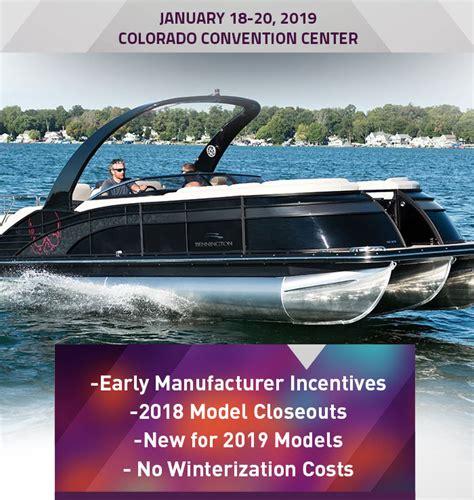 crestliner boats denver why buy before the denver boat show colorado boat center