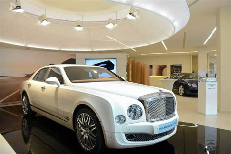 Bentley Motor Inn Limited Edition Bentley Mulsanne Majestic Is Exclusively