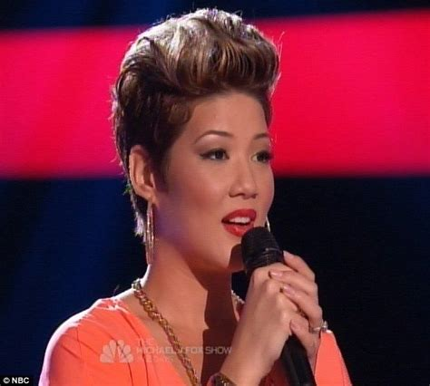 the voice tessanne chin stars in clear scalp hair commercial tessanne chin hair style products 17 best images about the