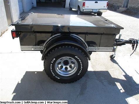 jeep trailer for sale used jeeps and jeep parts for sale 1952 jeep trailer