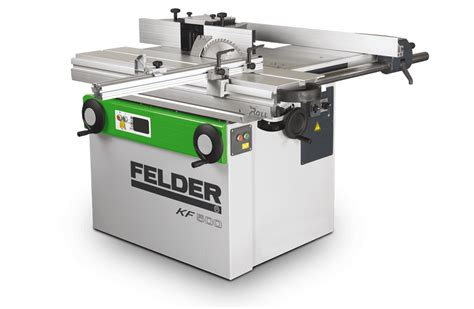 Felder Woodworking Machines From Format Sliding Table Saws