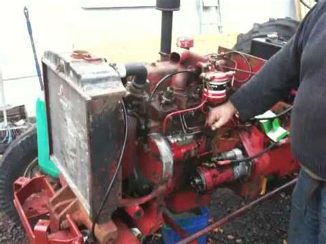 international  tractor youtube