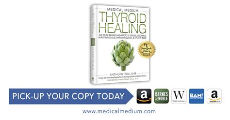 1401948367 medical medium thyroid healing the thyroid healing book medical medium anthony william