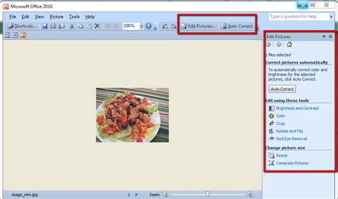 microsoft editor editing images get the right size and out