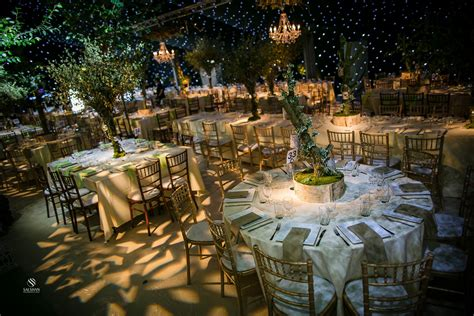 Unexpected forest themed indoor wedding ideas weddceremony com
