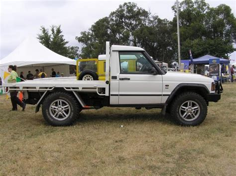 range rover truck conversion land rover discovery ute conversion xpeditions