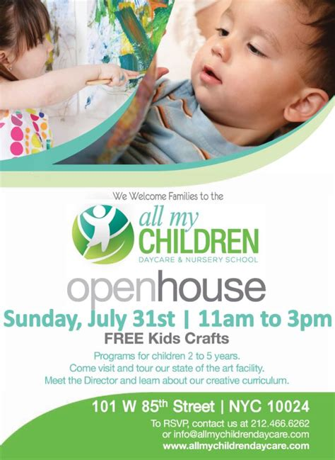 upper west side open houses new all my children uppercrust daycare center opens on nyc s upper west side manhattan