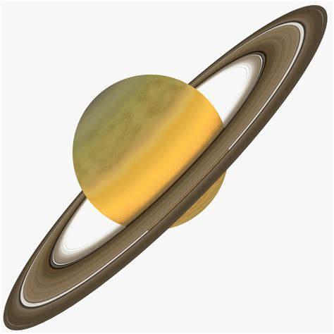 is saturn a planet saturn planet 3d model