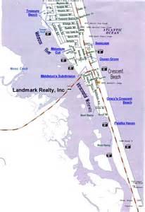 crescent florida map matanzas inlet