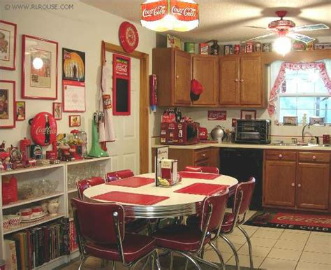 Coca Cola Themed Kitchen by Coca Cola Room S On Coca Cola Kitchen 50s