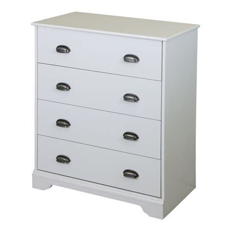 4 Drawer Chest Kmart by South Shore 4 Drawer Chest Kmart