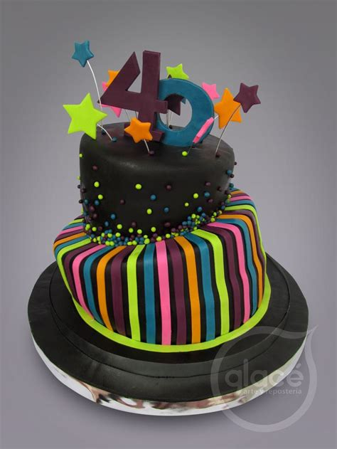 torta de cumpleanos  anos creativas pinterest cakes