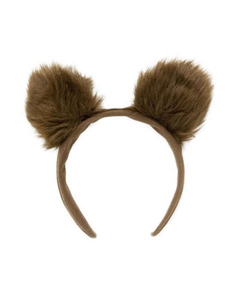 ears headband ears headband plusch accessory horror shop