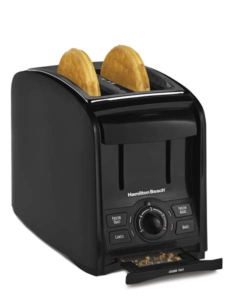 Rate Toasters Hamilton 4 Slice Cool Touch Toaster
