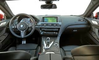 Bmw M6 Interior Car And Driver