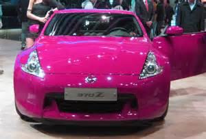 Pink Nissan 370z Pink Nissan 370z Coupe By Kia Motors On Deviantart