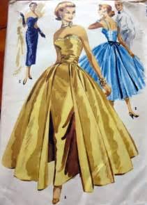 vogue pattern company history dating sewing pattern date charts 1950s 1960 vogue advance ebay