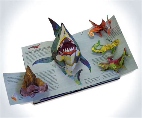 encyclopedia prehistorica sharks and pop up encyclopedia prehistorica sharks and other sea monsters swaggest entertain