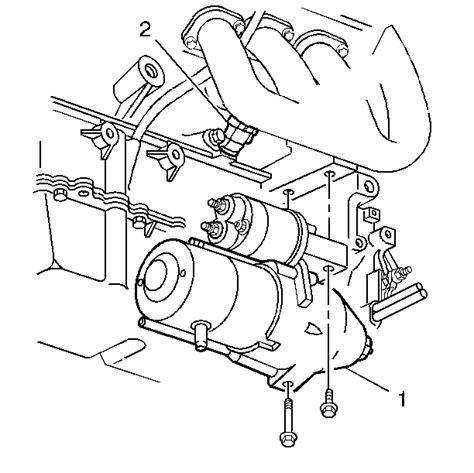 how to change crankshaft sensor on 2002 olds 3 5