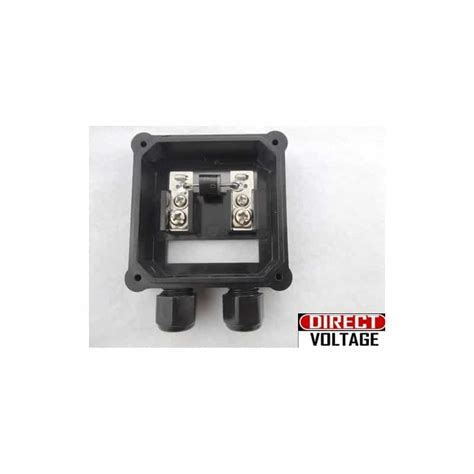 solar panel junction box diode solar panel junction box with 10a bypass diode plus free 10a blocking diode direct voltage