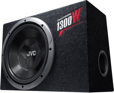 Speaker Jvc jvc cs bw120 subwoofer bass box 30 cm woofer at