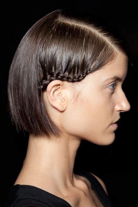 half side braid hairstyles for wardrobelooks