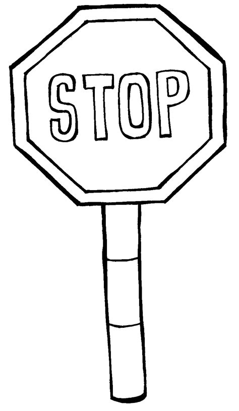 printable road signs coloring pages coloring pages traffic signs coloring home