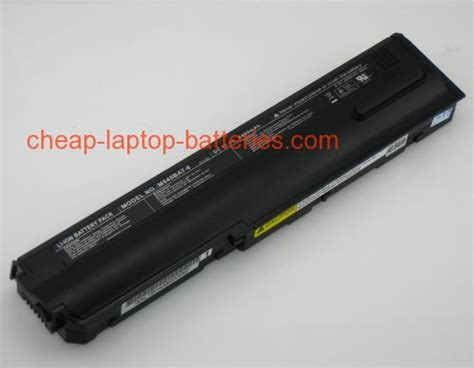 cheap m540bat 6 11 1v 6 cell laptop batteries battery for clevo m540bat 6