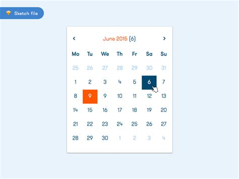 calendar layout iphone calendar sketch freebie download free resource for