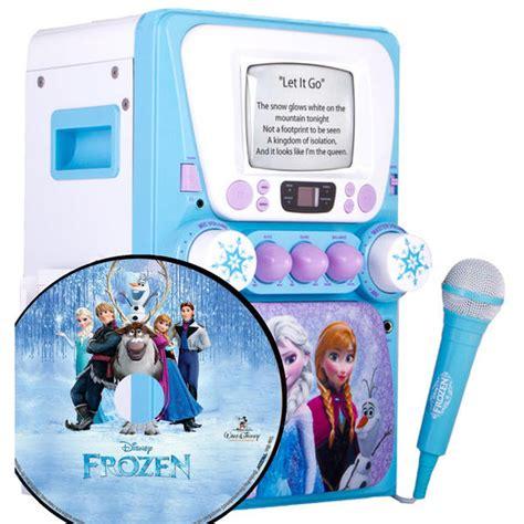 Film Frozen Karaoke | disney karaoke machine disney frozen toys games