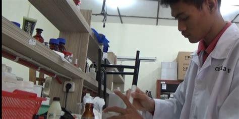 membuat mainan dari kardus pasta gigi mahasiswa unibraw bikin kreasi pasta gigi dari bahan