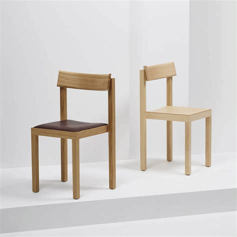 chair furniture design plushemisphere konstantin grcic designs quot strictly vertical quot primo chair