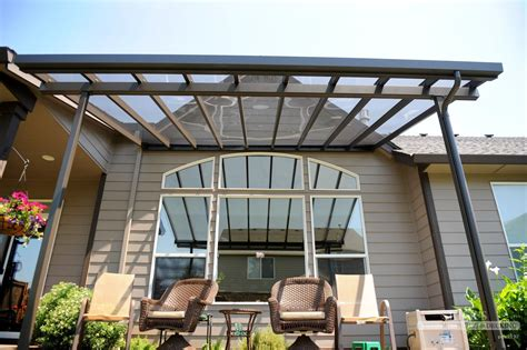 Aluminum patio covers & aluminum patio cover kits at