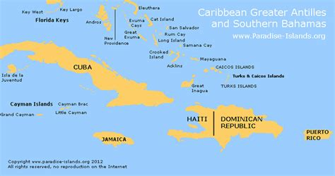 antilles islands map greater antilles caribbean greater antilles map