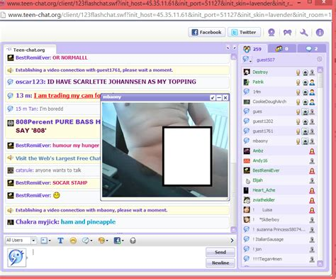 Kid Chat Room by Chat Org Some Things Never Change Bewytch Me