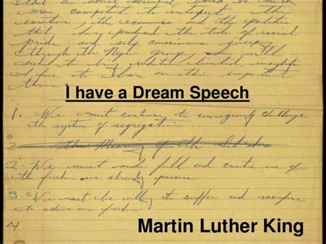 Martin Luther King I A Speech Analysis Essay by Martin Luther King Jr Speech Visual Aid