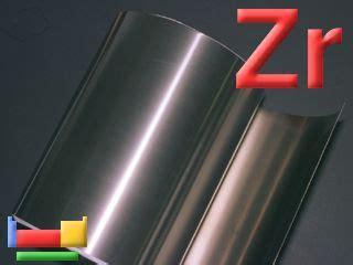WebElements Periodic Table » Zirconium » the essentials Atomic Radius Size Periodic Table