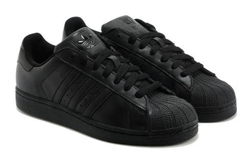 adidas full black retro adidas superstar ii all black xnx20351