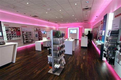 lg mobile store t mobile global design concept redesign retail customer