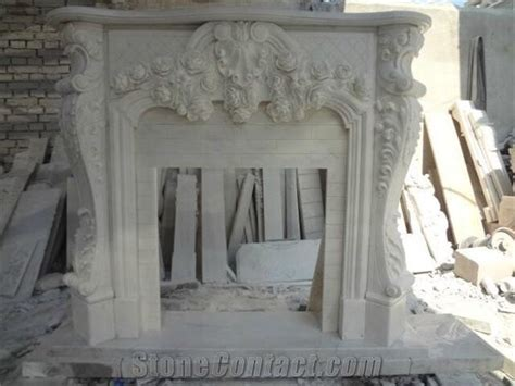 fireplace mantel carving supplier white marble carving fireplace mantel surround set