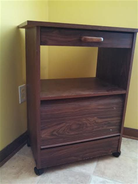 Table For Microwave by Hometalk Ways To Repurpose Microwave Table