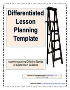 lesson planning templates on pinterest teacher planner