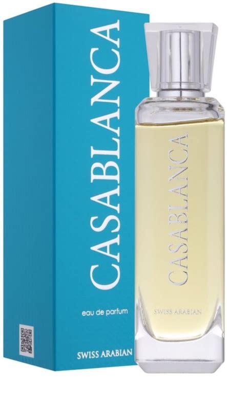 Parfum Casablanca swiss arabian casablanca eau de parfum unisex 100 ml