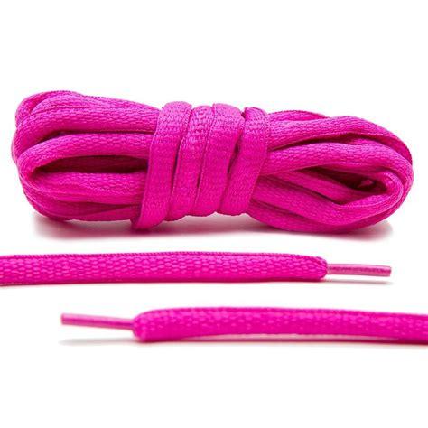 nike shoe laces pink nike laces