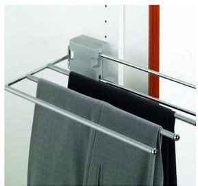 portapantaloni estraibile per armadi portapantaloni estraibile compatto per armadio