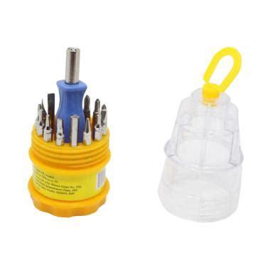 Obeng Hp Impacter Multifungsi 16 In 1 jual perkakas tangan alat bangunan terbaik blibli