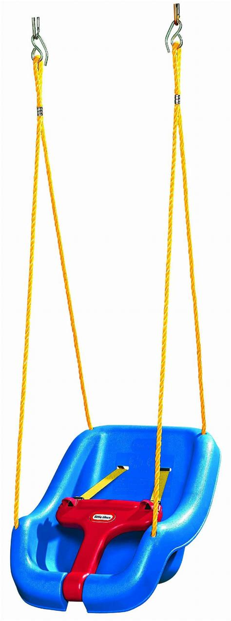 Little Tikes Snug N Secure 2 In 1 Outdoor Baby Swing
