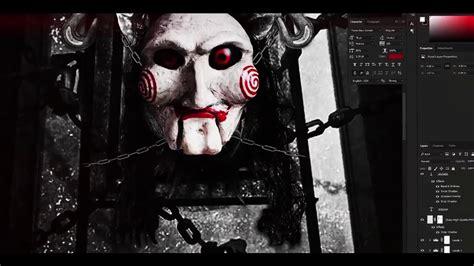 film jigsaw online jigsaw movie poster speedart youtube